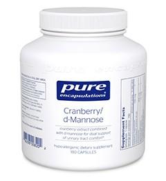 Pure - Cranberry & d-mannose