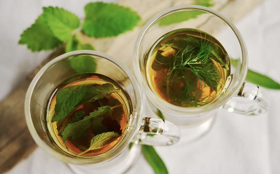functional medicine consultation herbal tea medium